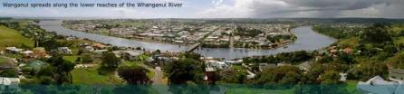 Wanganui, my hometown